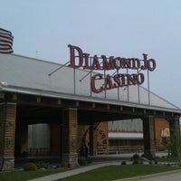 Photo taken at Diamond Jo Casino by Chris M. on 5/3/2012