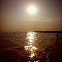 Photo taken at Пляж в Парке 300-летия by sasha s. on 7/30/2012