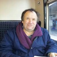 Das Foto wurde bei Barrow-in-Furness Railway Station (BIF) von Joanne K. am 4/11/2012 aufgenommen
