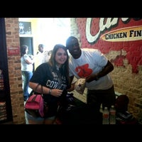 Photo taken at Raising Cane's Chicken Fingers by Audrey G. on 7/13/2012