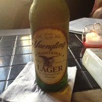 Photo taken at Vintage Bar & Restaurant by Krystle C. on 8/12/2012