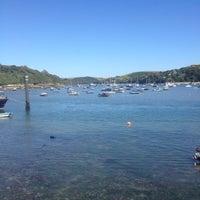 Photo taken at Salcombe Estuary by Yvette B. on 7/25/2012