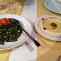 Photo taken at Fenicia Restaurante Libanes - BAR by Cem D. on 3/23/2012