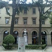 Photo taken at Università degli Studi di Macerata by Marta S. on 7/13/2012