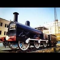 Photo taken at Ramsis Railway Station by Muhammad M. on 8/28/2012