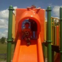 Photo taken at Etheridge Manor Park by Tammy K. on 6/16/2012