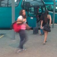 Photo taken at Estación Autobuses de Ponferrada by Trini P. on 8/11/2012