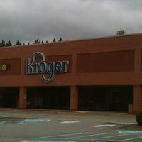 Photo taken at Kroger by Jennifer L. on 4/22/2012