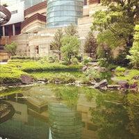Photo taken at Mohri Garden by gentleman l. on 5/14/2012