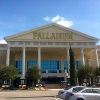 Photo taken at Santikos Palladium IMAX by Tracie R. on 2/21/2012