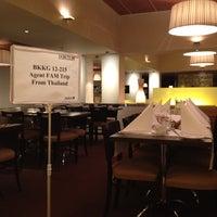 Photo taken at Senso Restaurant by A•U•M Shopaholic on 3/10/2012
