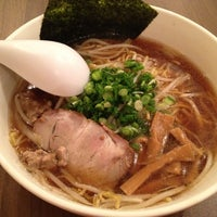 Photo taken at Ren's Ramen by Stella K. on 2/12/2012