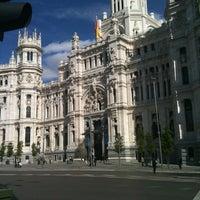 Photo taken at Oficina Correos by Pablo P. on 4/13/2012