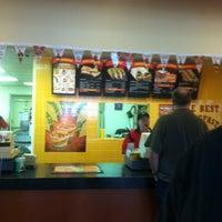 Photo taken at Taco John's by Chris K. on 6/9/2012