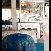 Photo taken at ร้านป้าสมบูรณ์ by Tuck J. on 3/5/2012