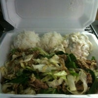 Photo taken at Brian's Hawaiian Kitchen by Ryan U. on 4/11/2012