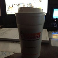 Photo taken at Dunkin' Donuts by Luca D. on 5/21/2012