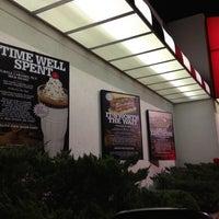 Photo taken at Steak 'n Shake by Brandon M. on 7/4/2012