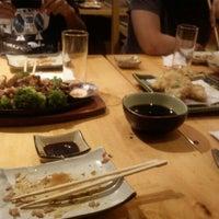 Foto tomada en Ibuki Sushi Bar por Jordan Q. el 6/22/2012