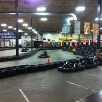 Photo taken at Octane Raceway by Ryan P. on 2/28/2012