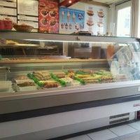 Photo taken at Friettent A La Chinees by Krisje M. on 5/20/2012