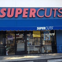 Photo taken at Supercuts by Nina on 8/8/2012