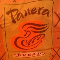 Photo taken at Panera Bread by Brandie B. on 2/15/2012