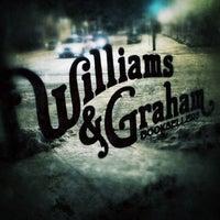 2/11/2012 tarihinde Leo B.ziyaretçi tarafından Williams & Graham'de çekilen fotoğraf