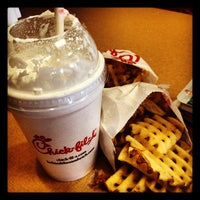 Photo taken at Chick-fil-A by Andy H. on 4/6/2012