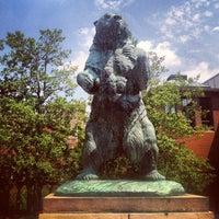 Photo taken at Brown University by Nick J. on 8/3/2012
