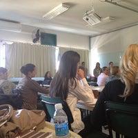 Photo taken at Universidade do Extremo Sul Catarinense - UNESC by Bruna L. on 4/23/2012