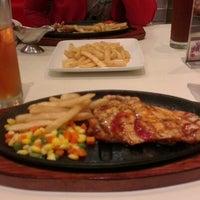 Photo taken at Steak 21 by Yunas P. on 8/25/2012