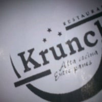 Photo taken at Krunch Max Ocio by Iban Z. on 3/31/2012