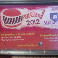 Photo taken at Phil's Grill by Johnny S. on 5/7/2012