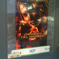 Photo taken at CCM Cinemas by Gonzalo M. on 3/29/2012