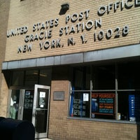 Photo taken at US Post Office - Gracie Station by jay on 3/17/2012