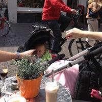 Photo taken at Brasserie 't Ogenblik by Berten V. on 5/19/2012