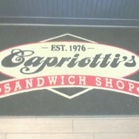 Photo taken at Capriotti's Sandwich Shop by Chris H. on 7/7/2012