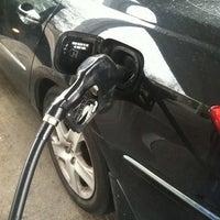 Photo taken at Exxon by Darwin Y. on 3/24/2012