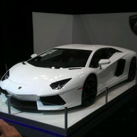Photo taken at BMW at the NY International Auto Show by nowUmatter .. on 4/13/2012