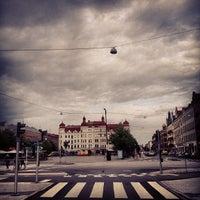 Photo taken at Möllevångstorget by Johan W. on 6/23/2012