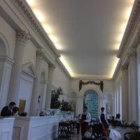 Photo taken at The Orangery by miyuki i. on 8/16/2012