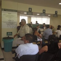 Photo taken at Subdelegacion 4 Sureste IMSS by Gilda T. on 8/27/2012
