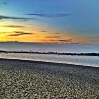 Photo taken at Wollaston Beach by Shirish N. on 8/26/2012