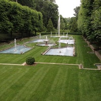 Photo taken at Longwood Gardens by Conor B. on 6/17/2012