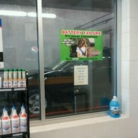 Photo taken at SuperSuds Car Care Center by Thomas H. on 4/4/2012