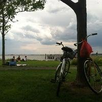 Photo taken at Louis Valentino Jr Park & Pier by David B. on 6/3/2012