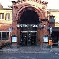 Das Foto wurde bei Arminius-Markthalle von Michelle v. am 3/24/2012 aufgenommen
