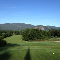 Photo taken at North Conway Country Club by Rick N. on 8/6/2012