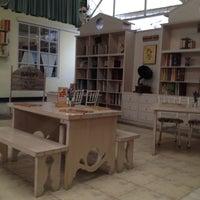 Photo taken at Nanny's Pavillon - Library by Dina Y. on 6/11/2012